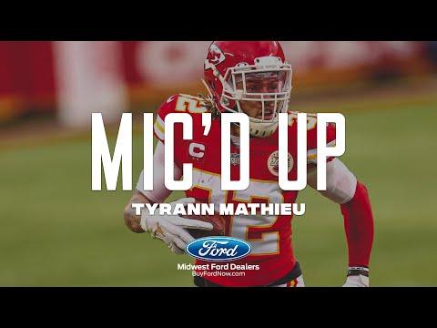 Tyrann Mathieu Mic'd Up: