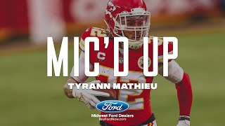 Tyrann Mathieu Mic'd Up: