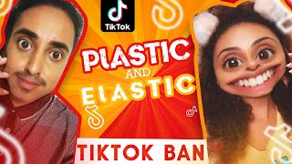 Plastic and Elastic | Tik Tok Ban | Pearle Maaney