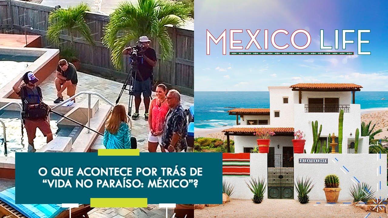 """COISAS QUE VOCÊ NÃO SABE SOBRE """"VIDA NO PARAÍSO: MÉXICO"""""""