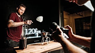 HOW TO FILM THE MOST EPIC COFFEE B ROLL
