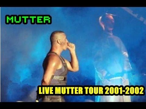 [07] Rammstein - Mutter Live Mutter Tour 2001-2002 (Multicam)