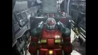 機動戦士ガンダム めぐりあい宇宙 オープニング