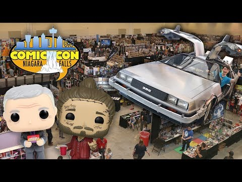Funko Pop Hunting Back in Time at NFCC