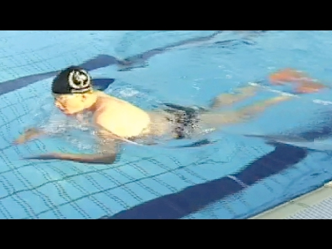how to teach backstroke