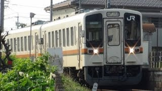 Japan Railway Commuter Trains - 日本の鉄道は、列車