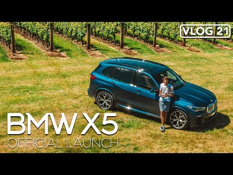 BMW X5 OFFICIAL LAUNCH IN AUSTRALIA /// VLOG #21