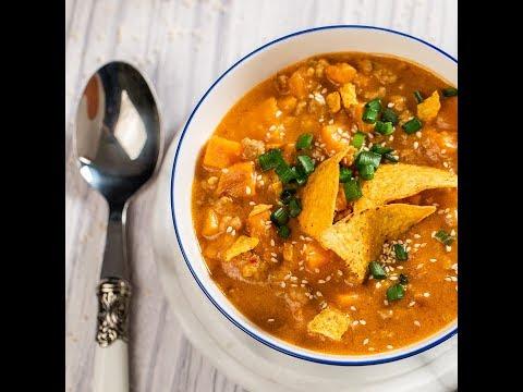 Curry de curcan în stil african