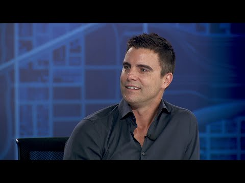 Actor Colin Egglesfield On Testicular Cancer Battle, Flipping Chicago Houses, New Book