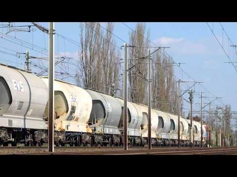 Trenuri pe coridorul 4 Chitila part 13