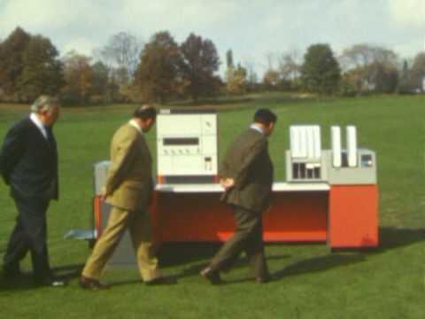 IBM System/3 promotion movie 2/2