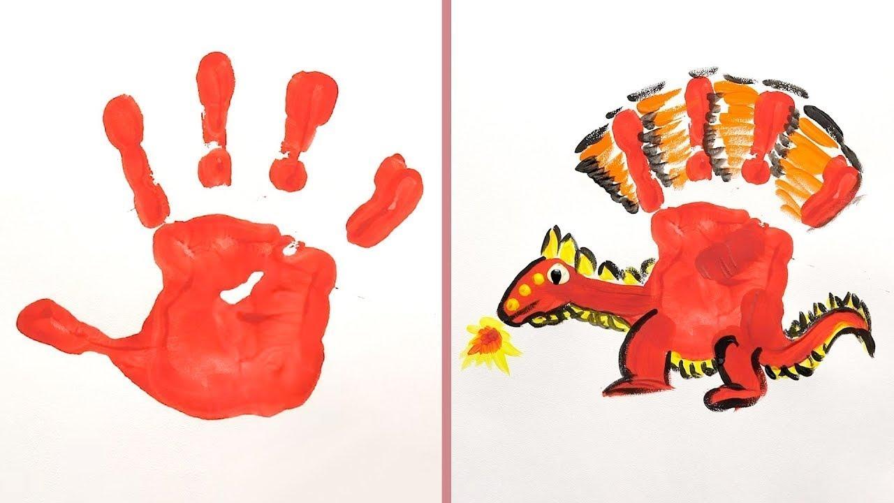 12 semplici e colorate idee per disegnare per i tuoi for Paesaggi semplici da disegnare