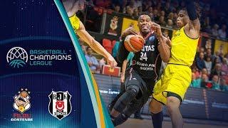 Filou Oostende v Besiktas Sompo Japan - Highlights - Basketball Champions League 2018-19