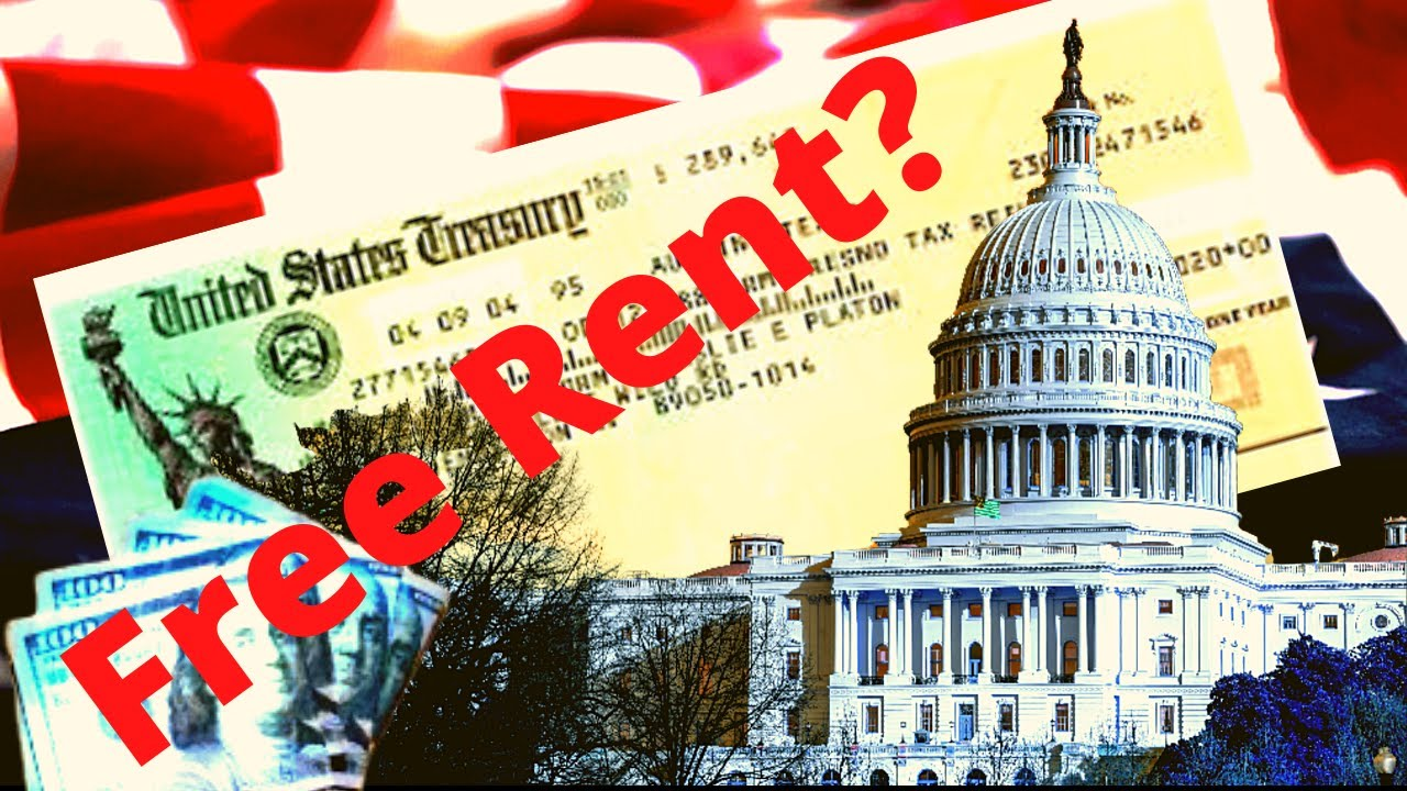 Stimulus Check Update | Free Rent! Senate's New Eviction Moratorium | Stimulus Package Update