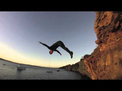 Cliff jumping tricks tuto 1