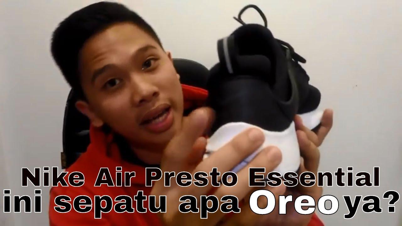 Nike Air Presto Essential bagus ngga ya?? -Sneakers review-