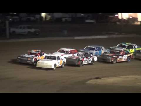 IMCA Hobby Stock feature Independence Motor Speedway 7/1/17