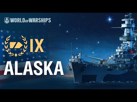 Армада: Alaska | World of Warships