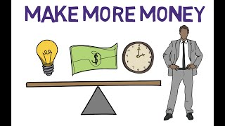 How to Make More Money by Working Less (Passive Income)