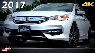 2017 Honda Accord Sport Special Edition SE - Ultimate In-Depth Look in 4K