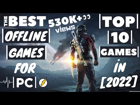 Top 10 Best Offline Games For PC [2020] thumbnail