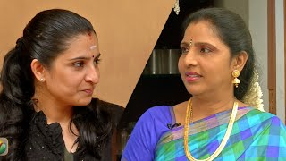 Actresses Lalitha and Sujitha in Celebrity Kitchen