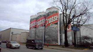 World's Largest Six Pack At City Brewery In La Crosse Wisconsin