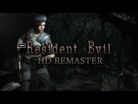 Resident Evil: HD Remaster Jill ★★★★★ Horror Game 1080p Video Walkthrough Longplay No Commentary
