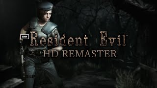 Resident Evil: HD Remaster Jill ★★★★★ Horror Game 1080p Video Walkthrough Longplay No Commentary