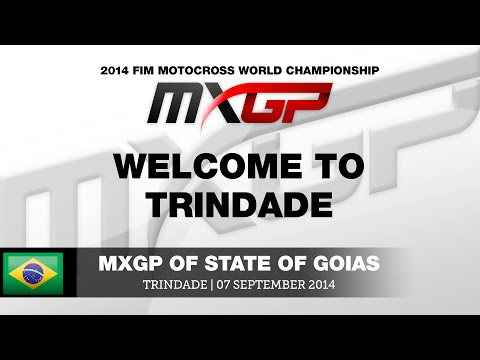 MXGP of State of Goias 2014 Welcome to Trindade - Motocross