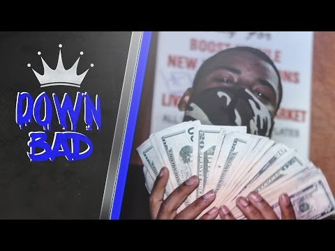 EBN - Down Bad (Official Video) Shot By Kxnng