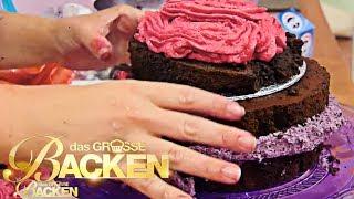 Nackte Tatsachen: Naked Cake | Das große Backen 2015 | SAT.1 TV