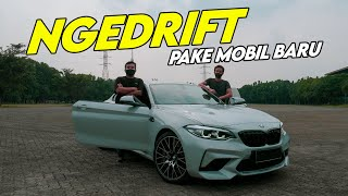 DRIFTING BMW M2 COMPETITION with MBAH JUREQ