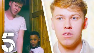 A Rich Kids Early Morning Wakeup Call | Rich Kids Go Skint | Channel 5