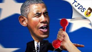 Barack Obama To Produce For Netflix??