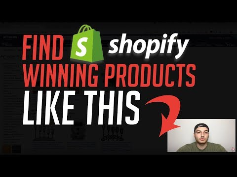 How To Find Trending Products To Dropship On Shopify in 2019 thumbnail