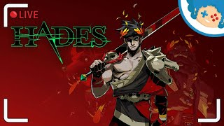 Hades LIVE! #2 - Jestem krótasem :D | Zapis LIVE