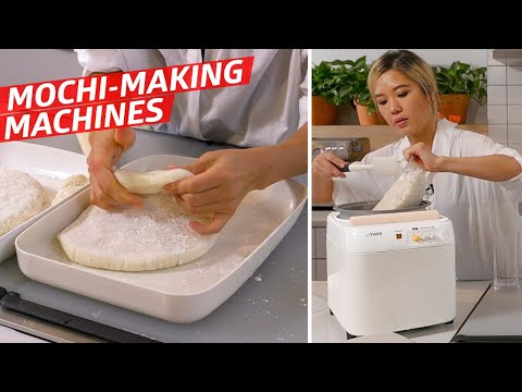 What is the Best Way to Make Mochi at Home? — The Kitchen Gadget Test Show