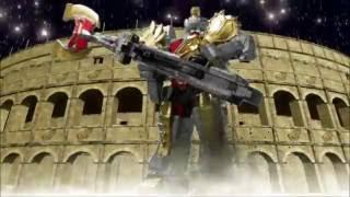 Enter Titano Charge Megazord