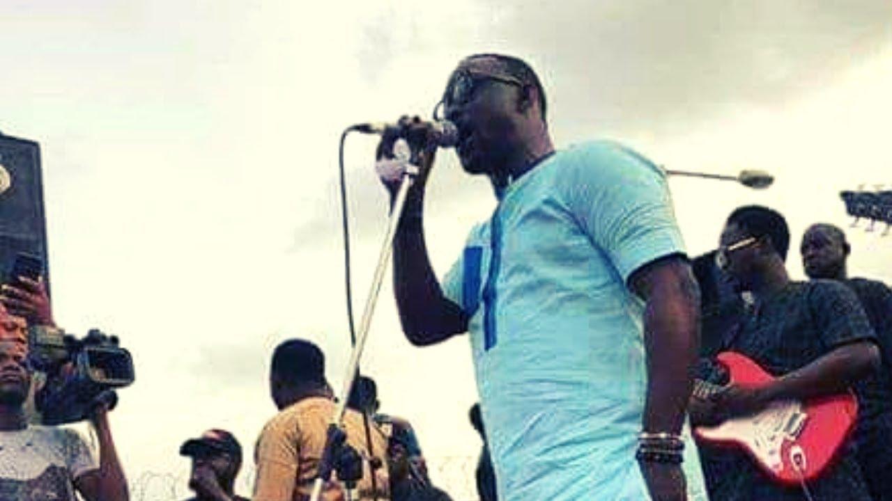 Download WHEN PASUMA HIT THE STAGE FOR MC OLUOMO @ ORILE OSHODI