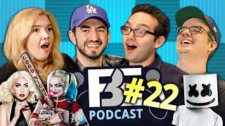 FBE PODCAST | Producing React, Top 10s, New Pilots (Ep #22)