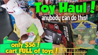 Epic Toy Haul! Under $60! Christmas 2018 Shopping Dollar General