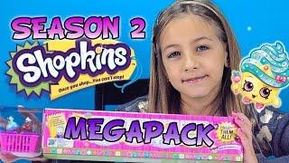 20 SHOPKINS Season 2 Mega Pack 2015 ULTRA RARE GLITZ Collector Toy Thumbnail