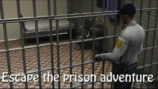 Escape The Prison Adventure - Walkthrough (Android Game) FULL Game