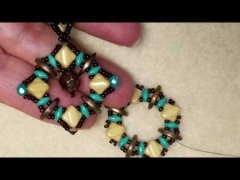 Desert Diamond Earrings