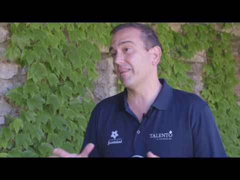 Entrevista Santiago  Puebla - Basket Talent Camp