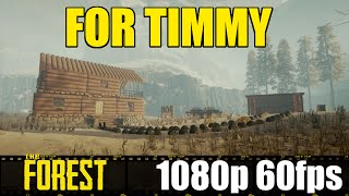 For Timmy - The Forest - Yolo Let'sPlay - Part 37