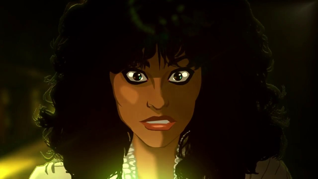 RISE OF THE LAST DRAGON  Animated Series Teaser Trailer #2