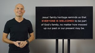 Teaching Series EP045 - Genealogy Christmas Pt 2: Son of Abraham