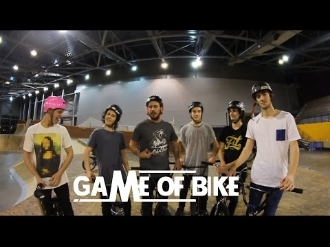 Teampalais - episode 2 - GAME OF BIKE